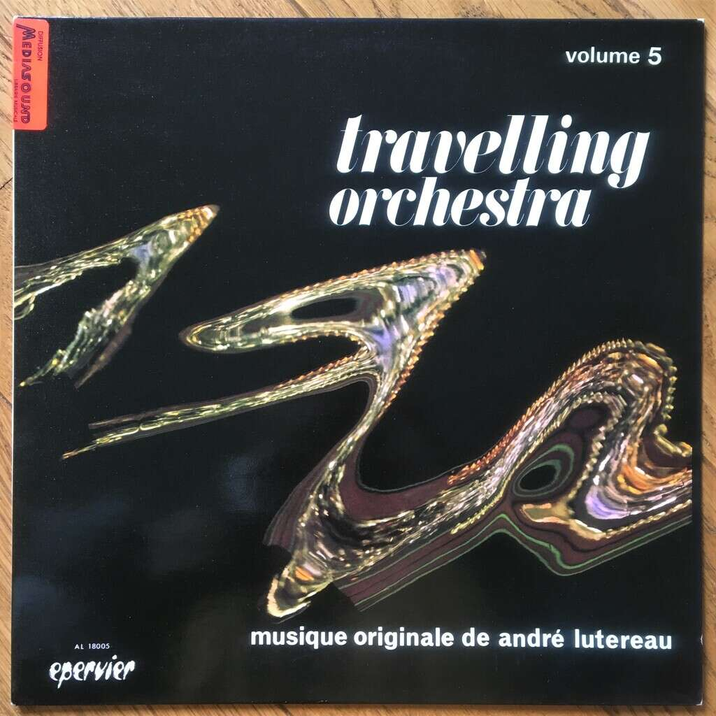 André Lutereau Travelling Orchestra Volume 5