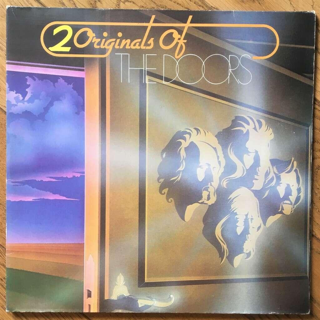 The Doors The Doors - 2 Originals Of The Doors