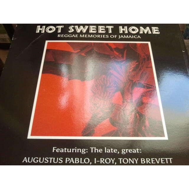 Various Hot Sweet Home - Reggae Memories Of Jamaica