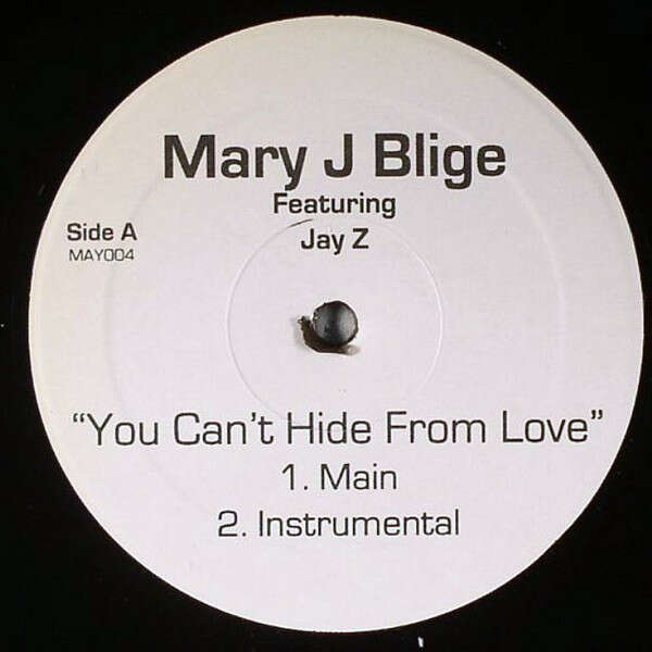 Mary J. Blige You Can't Hide From Love / Your Smiling Face