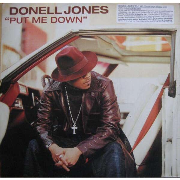 Donell Jones Put Me Down