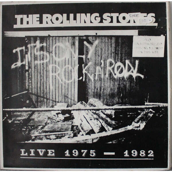 THE ROLLING STONES- Live 1975-1982