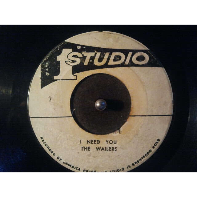 KEN BOOTHE / THE WAILERS DONT WANT TO SEE YOU CRY / I NEED YOU ORIG