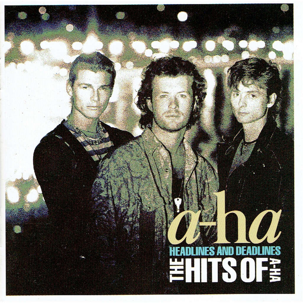 a-ha headlines and deadlines - the hits