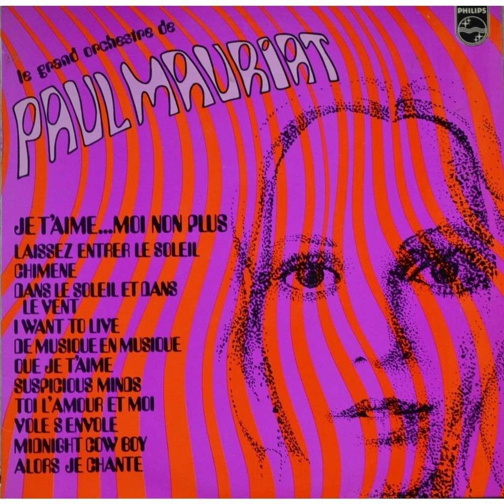 Paul MAURIAT je t'aime... moi non plus