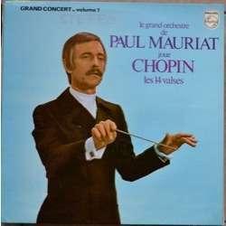 Paul MAURIAT joue chopin les 14 valses