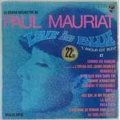 Paul MAURIAT et son Grand Orchestre Love is blue
