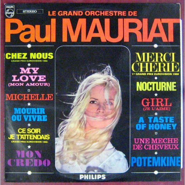 Paul MAURIAT et son Grand Orchestre Album N° 3