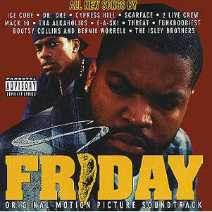 Various Friday (Original Motion Picture Soundtrack)
