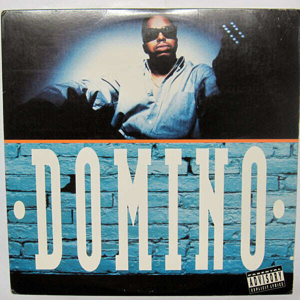 Domino Domino - Domino (LP, Album)