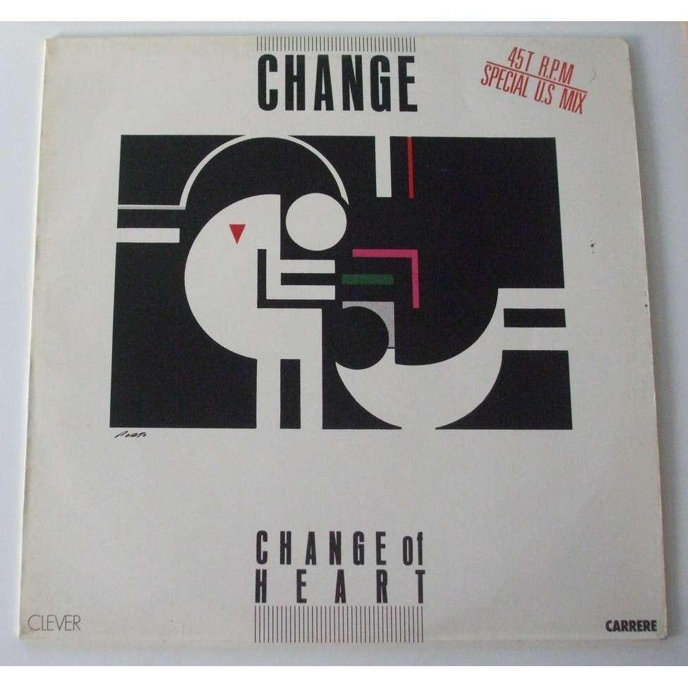 Change Change of heart