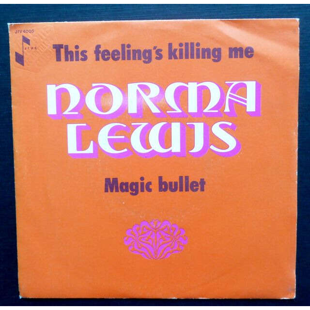 Norma Lewis Magic Bullet