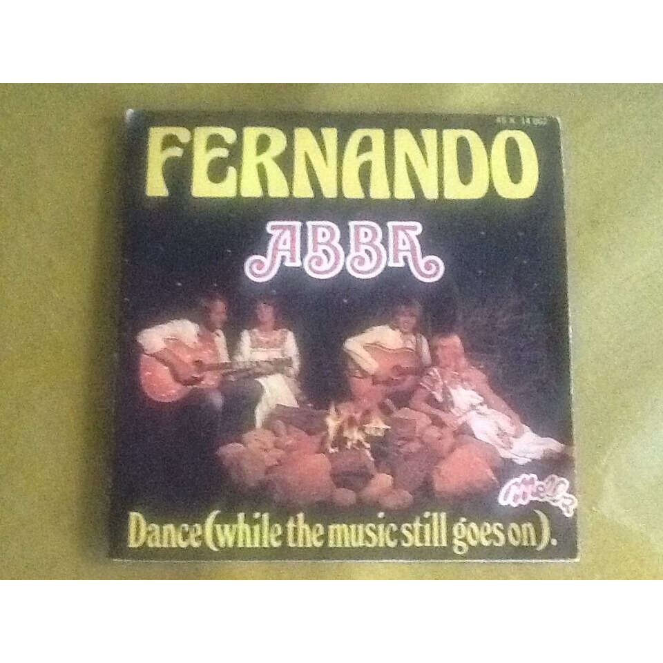 abba Fernando / dance ( while the music still goes on )