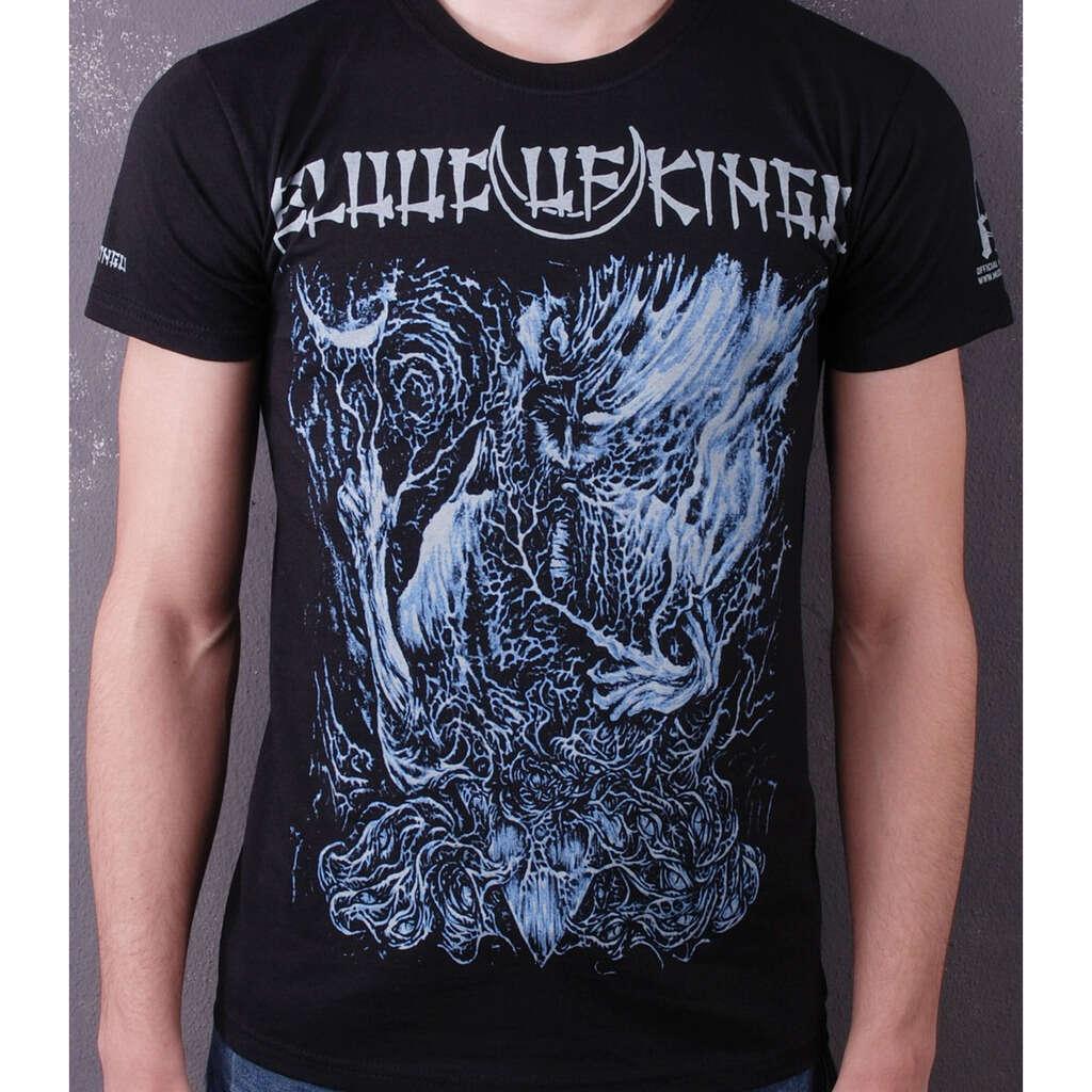 Blood Of Kingu Band Mummu Tiamat Black T-Shirt