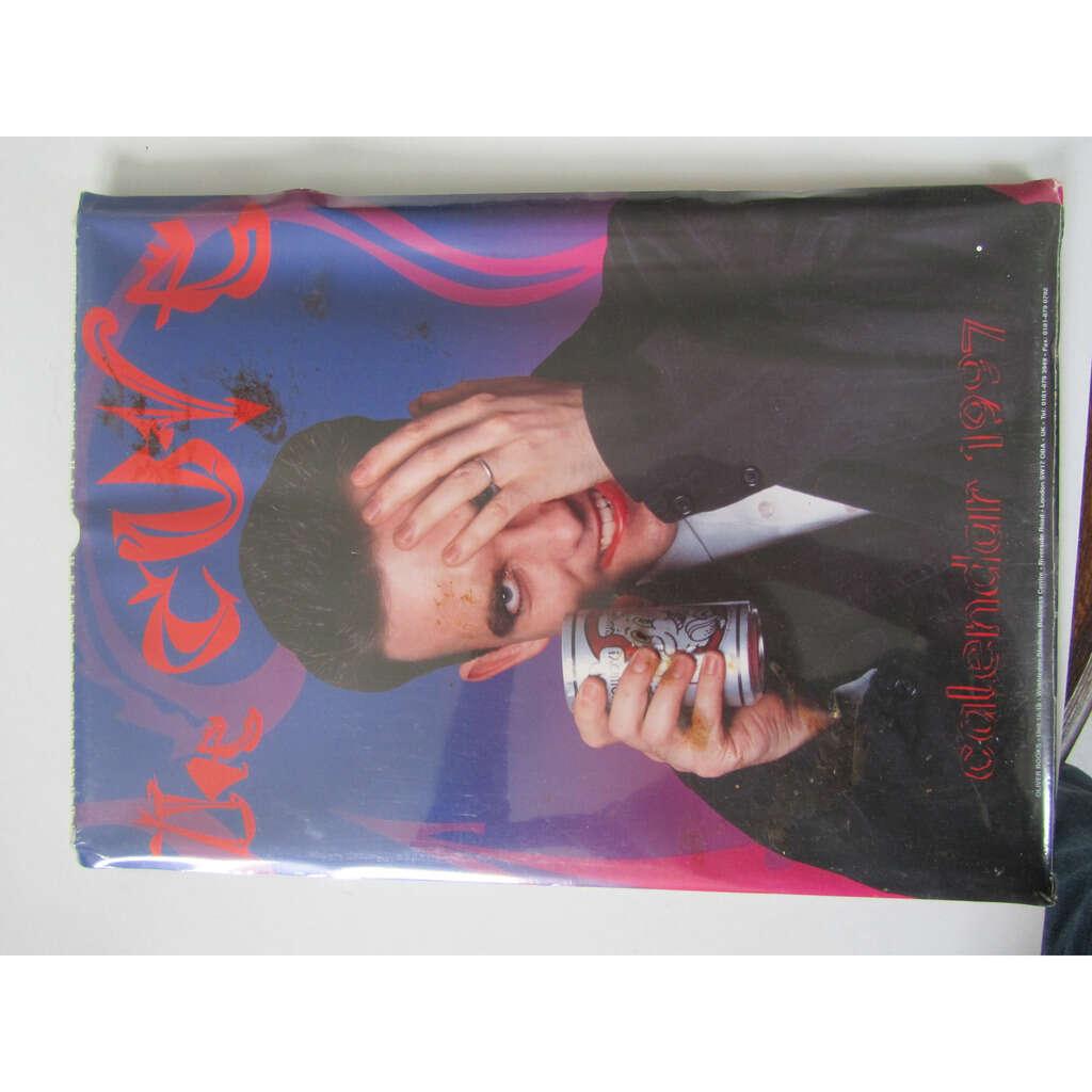 THE CURE CALENDAR 1997