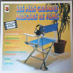 geoff love and his orchestra les plus GRANDES MUSIQUES DE FILM