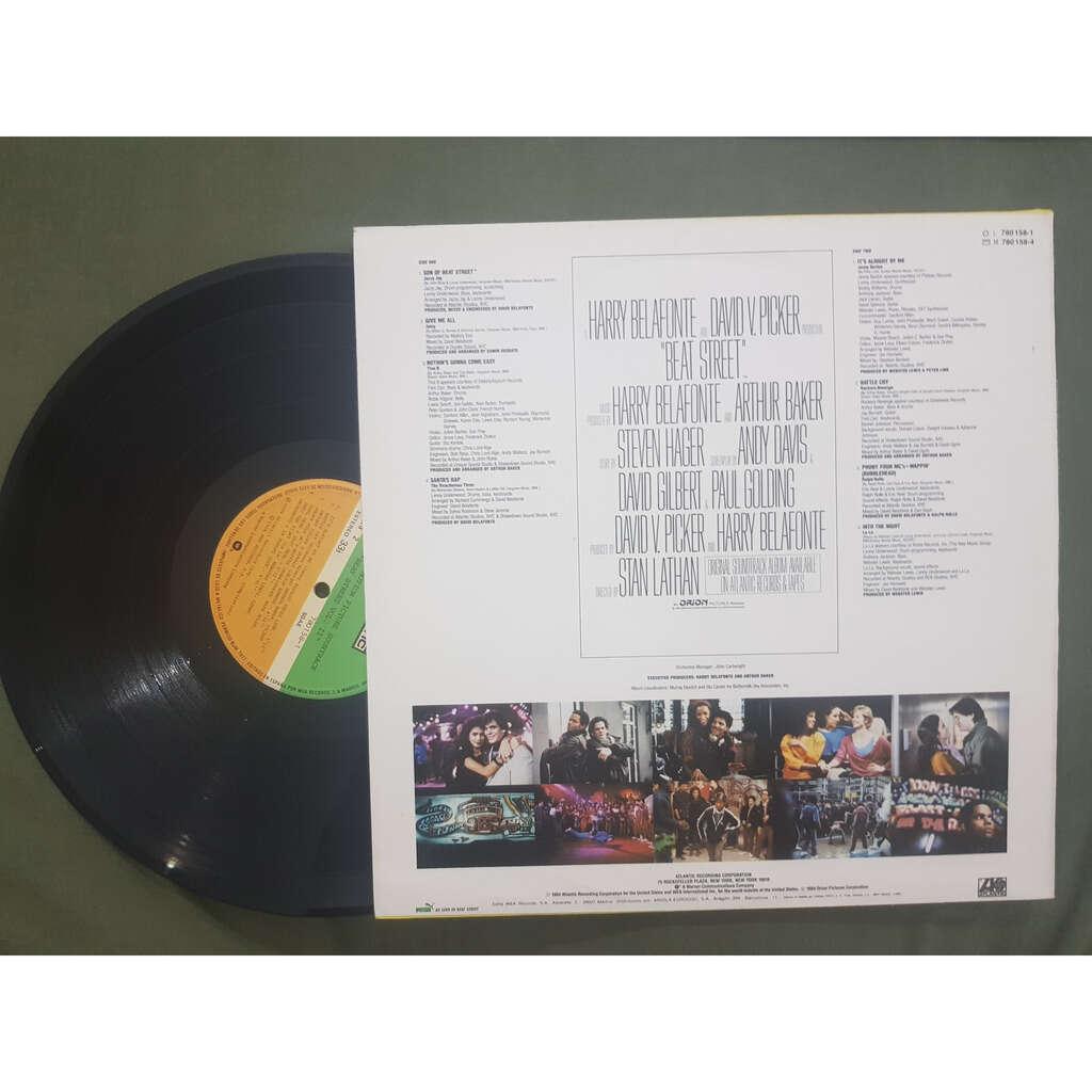Beat Street Original Motion Picture Soundtrack