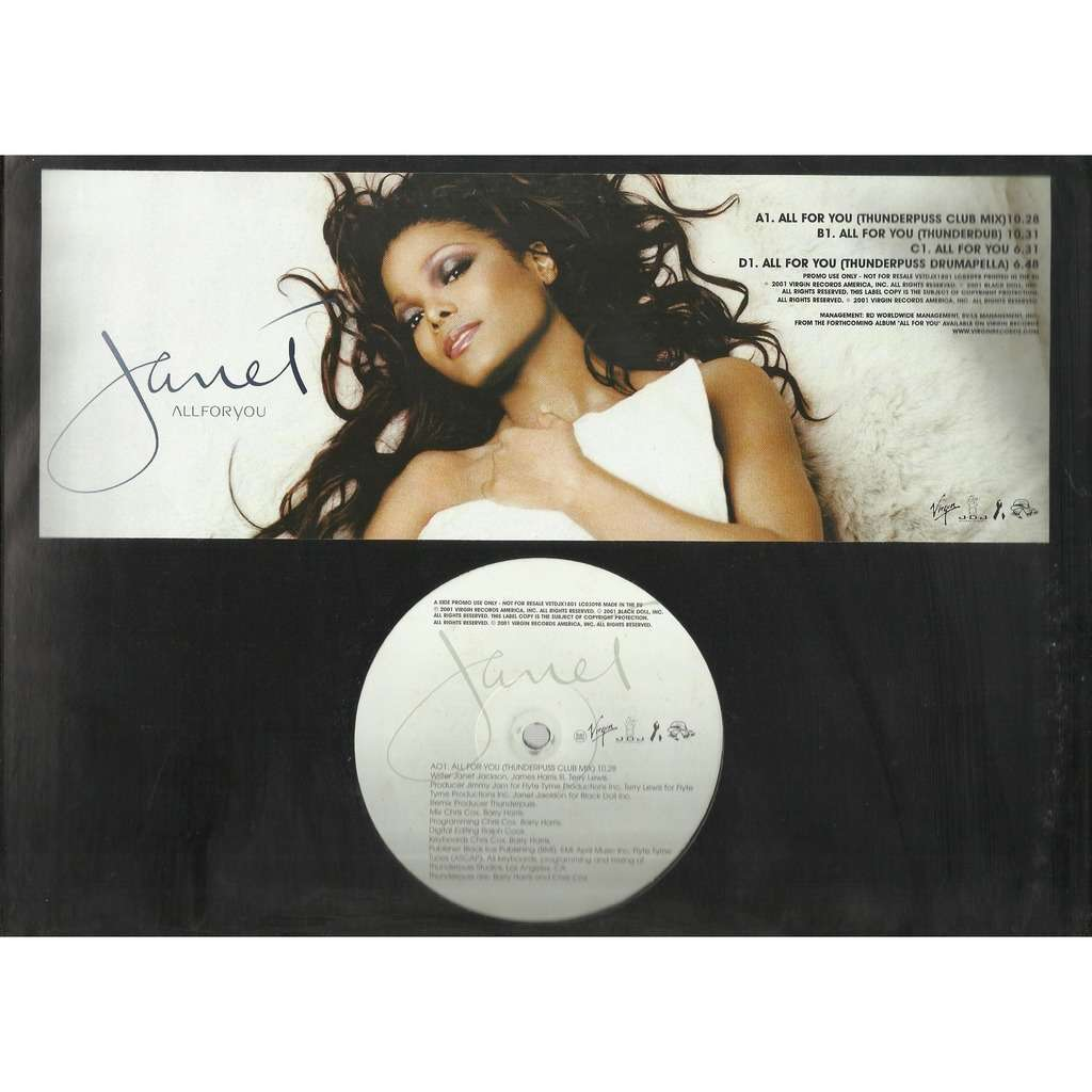 JANET all for you - 4mix