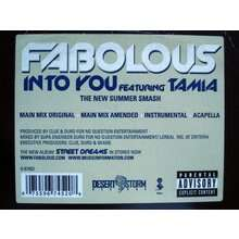 fabolous Into you ft Tamia (dirty, clean, instru, acap)