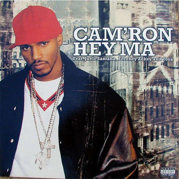 Cam'ron Hey Ma