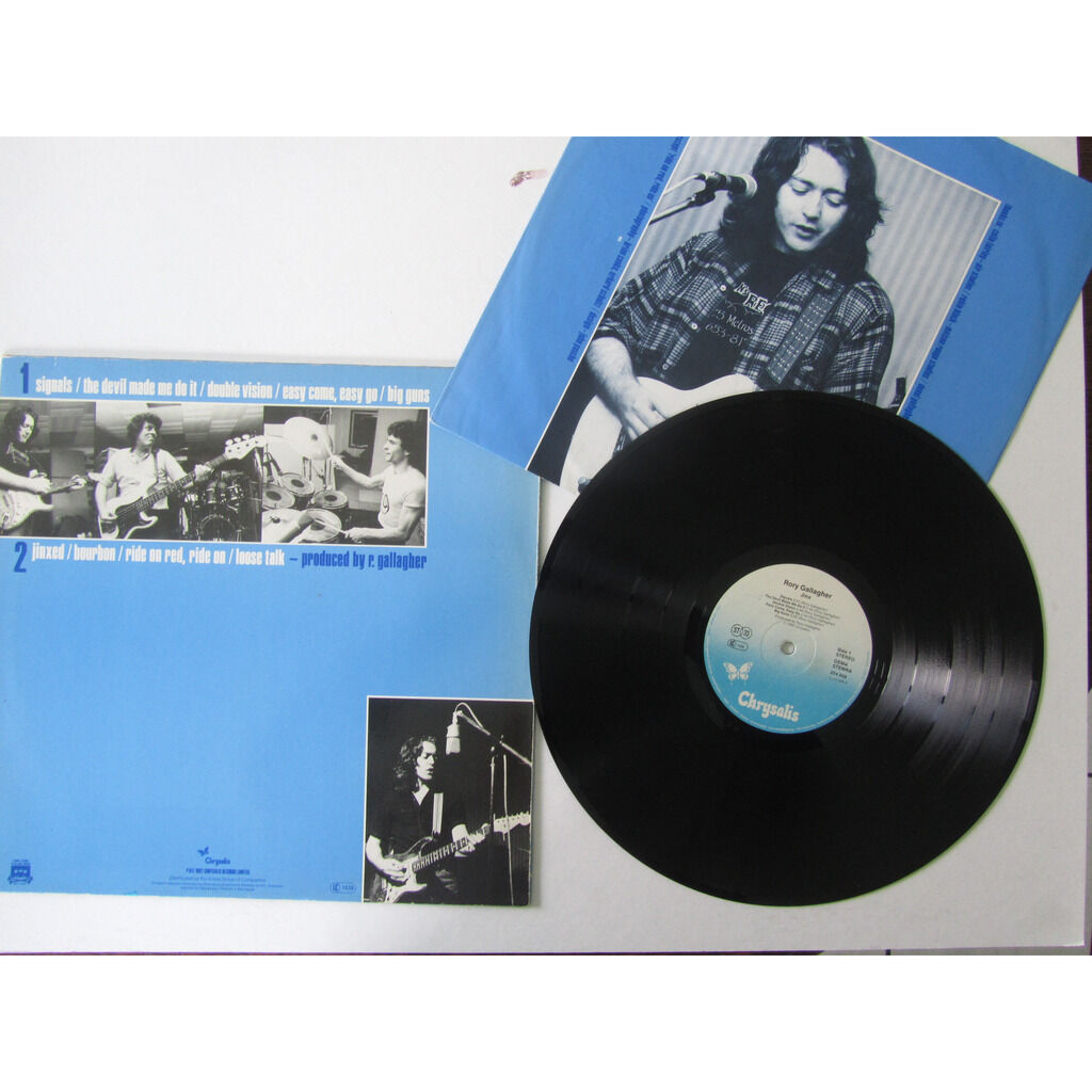 rory gallagher jinx