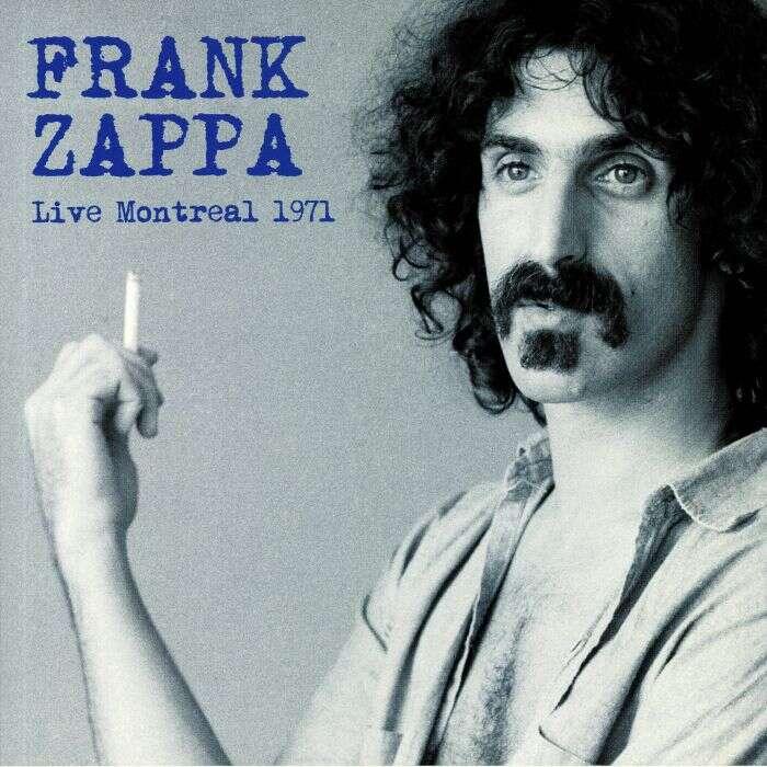 Frank Zappa Live Montreal 1971 (lp)