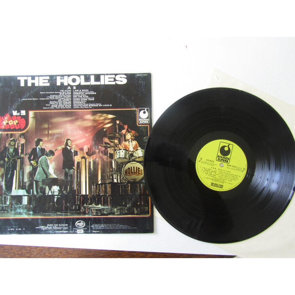 the hollies Super pop group VOL.3