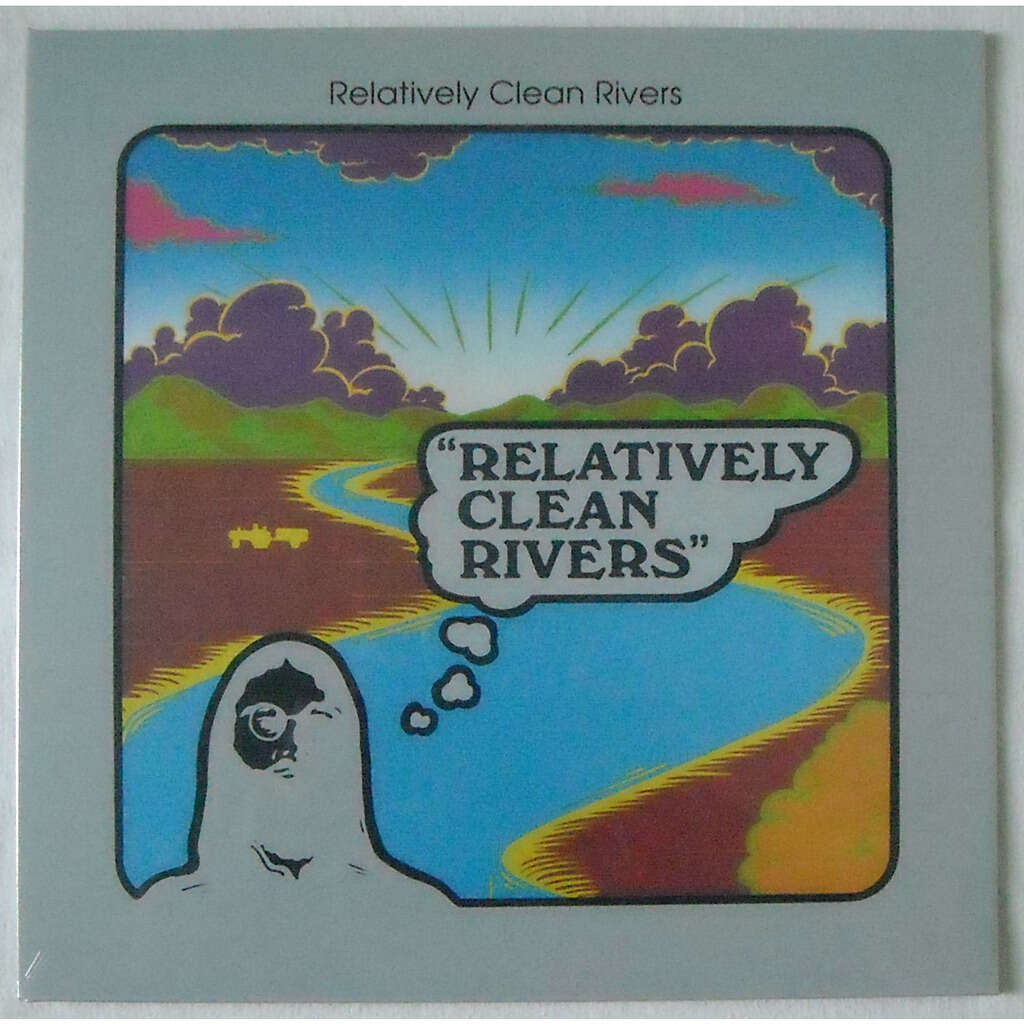 Relatively Clean Rivers Same