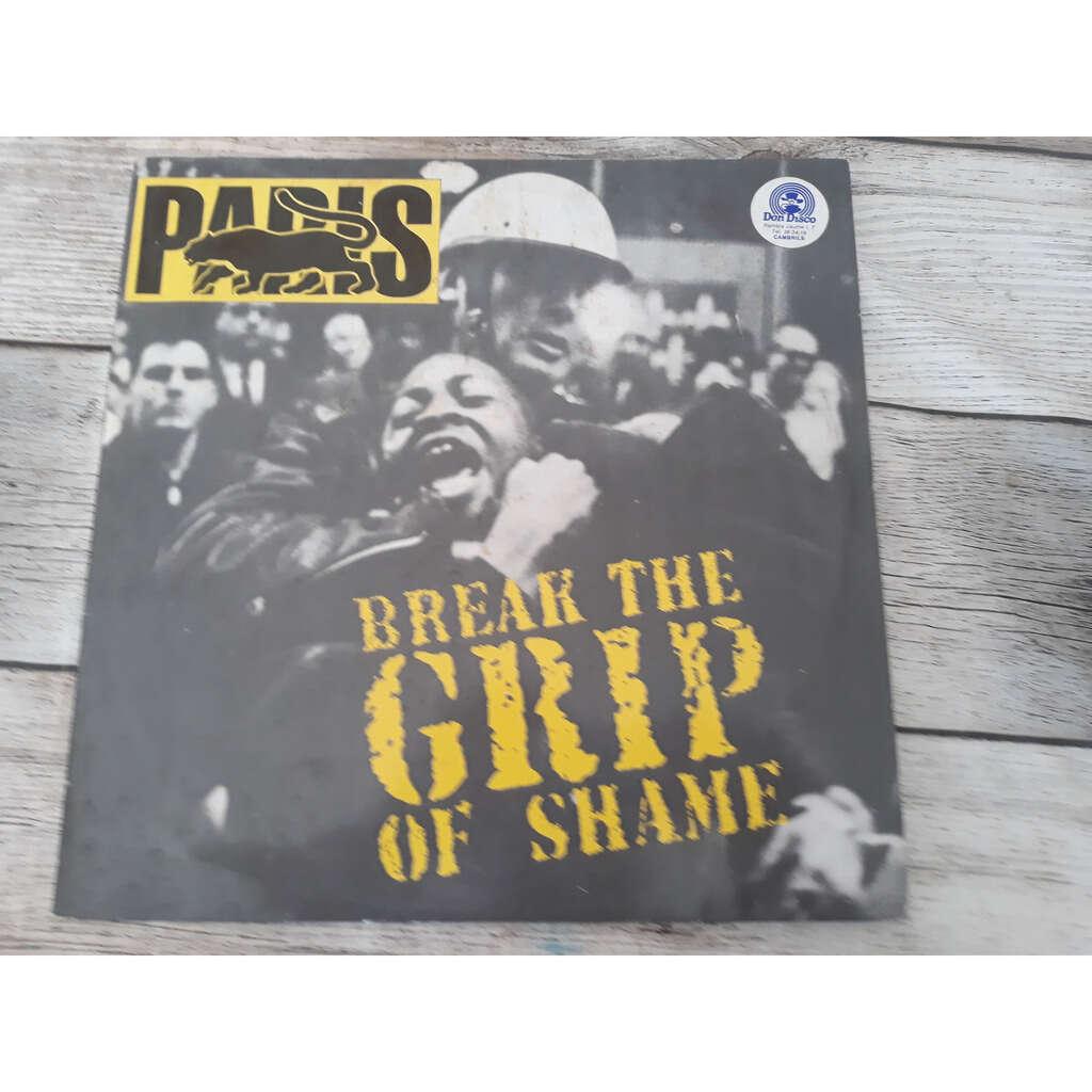 Paris (2) - Break The Grip Of Shame (12, Single) Paris (2) - Break The Grip Of Shame (12, Single)