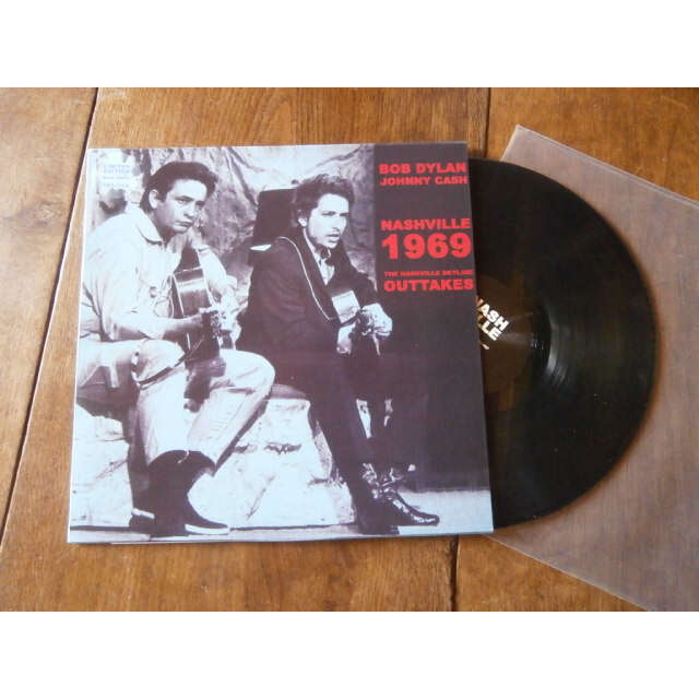 Bob DYLAN / Johnny CASH Nashville 1969