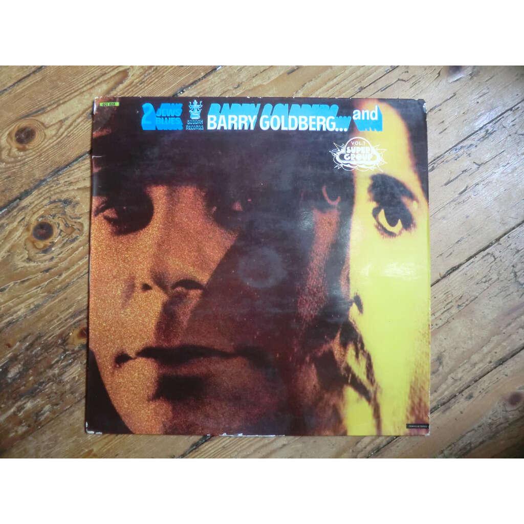 Barry GOLDBERG and 2 JEWS BLUES Same (original French press - 1969)