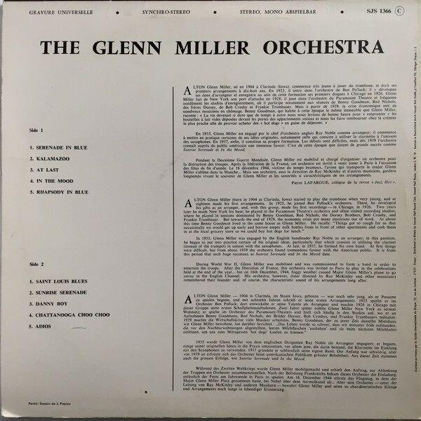 Glenn MILLER The Glenn Miller Orchestra (original French press - Late 1960s)