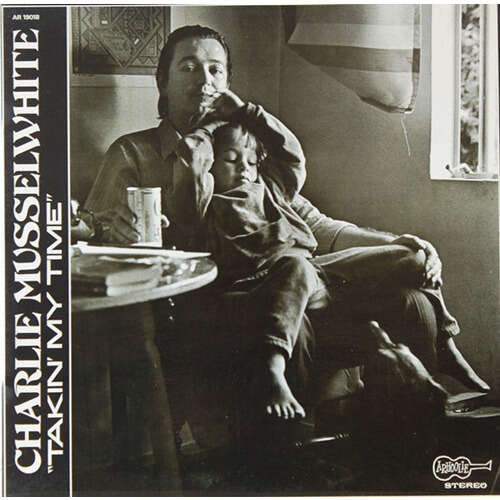 Charlie MUSSELWHITE Takin' my time (original French press - early 1970s)