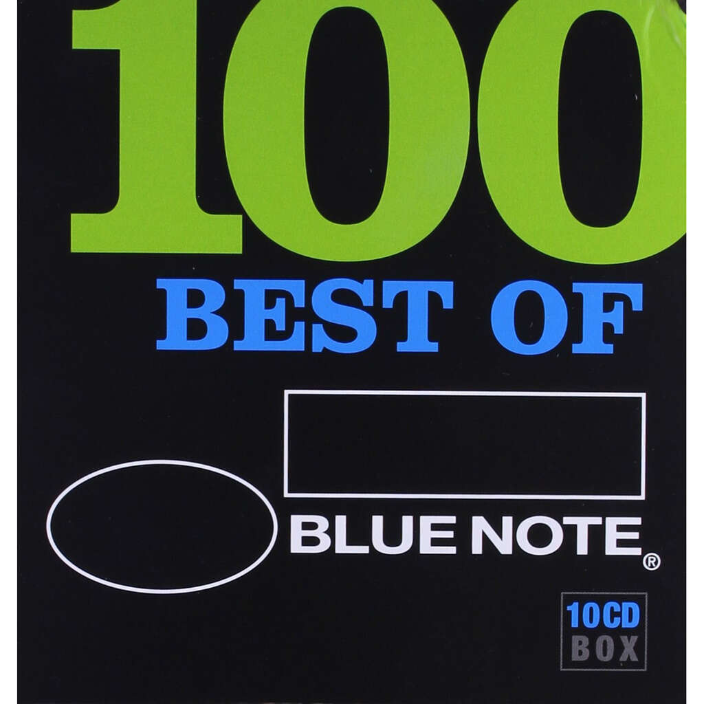 Collectif 100 Best Of Blue Note - 10 CD's Box-Set