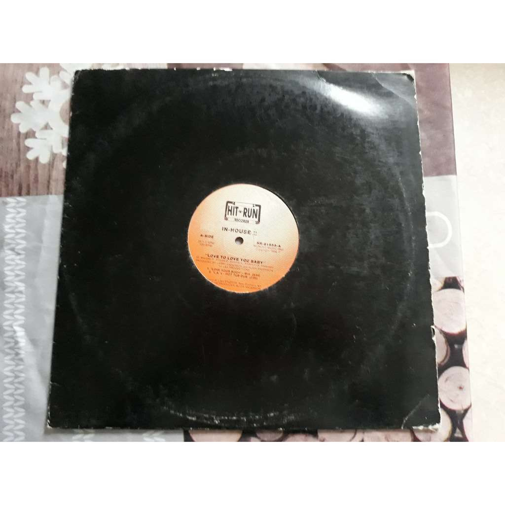 In-House II* - Love To Love You Baby (12, Ora) In-House II* - Love To Love You Baby (12, Ora)1988
