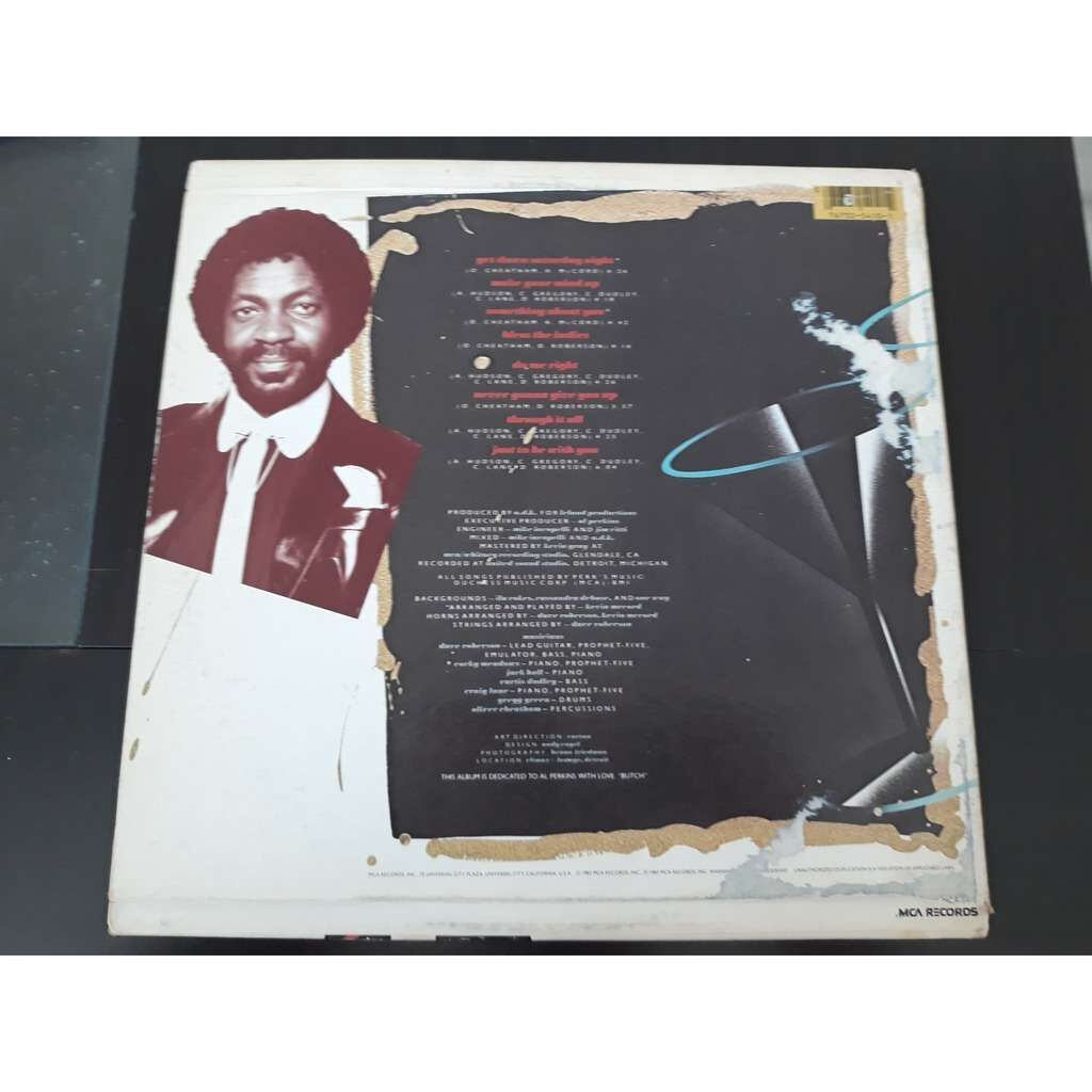 Oliver Cheatham - Saturday Night (LP, Album) Oliver Cheatham - Saturday Night (LP, Album)1983