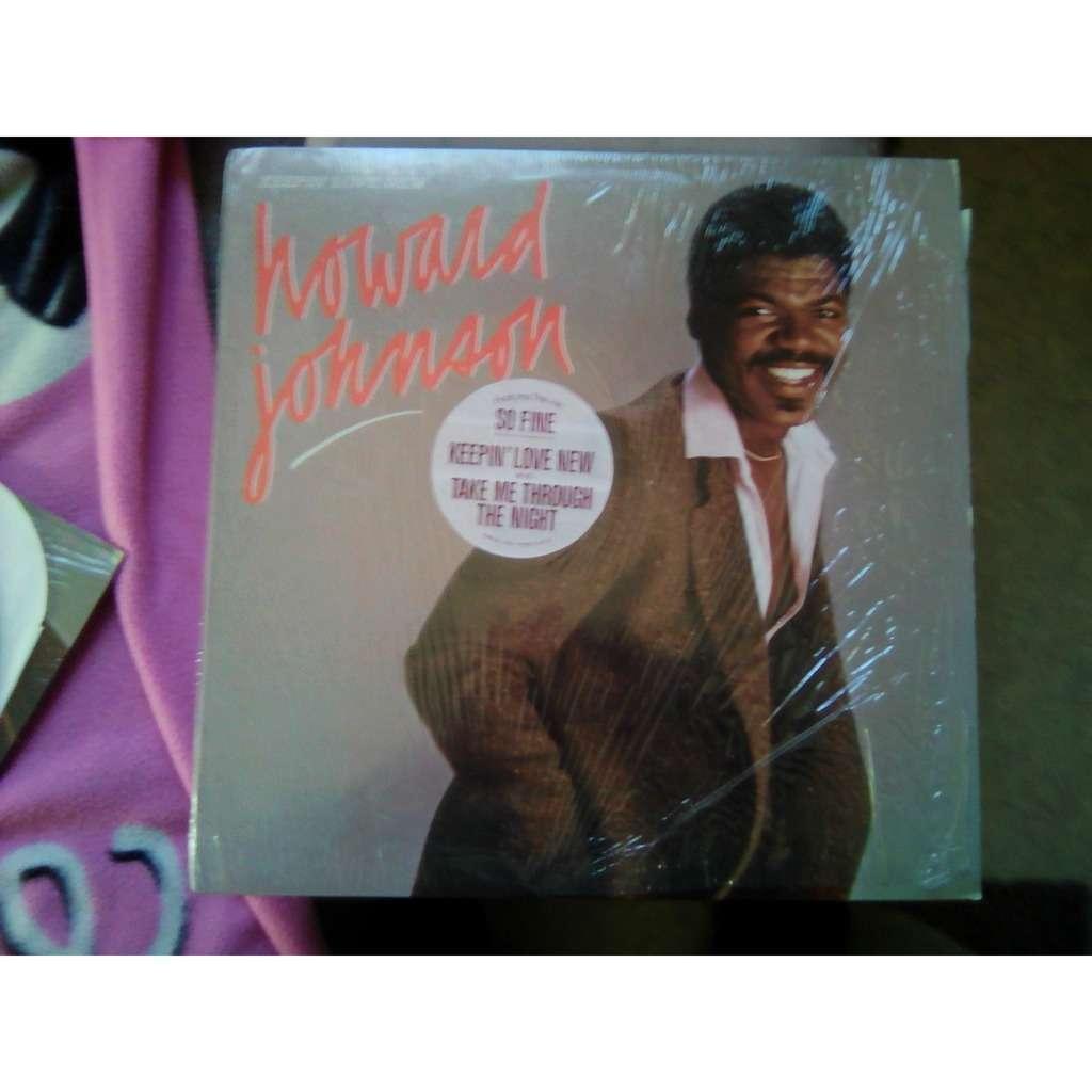 Howard Johnson - - Keepin' Love New LP - A&M Shrink..1982