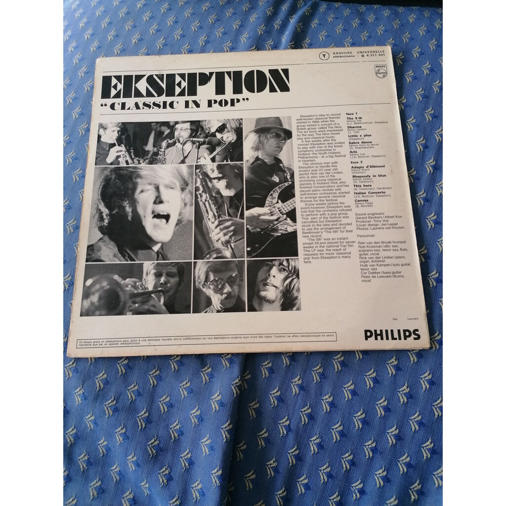 ekseption Classic in pop