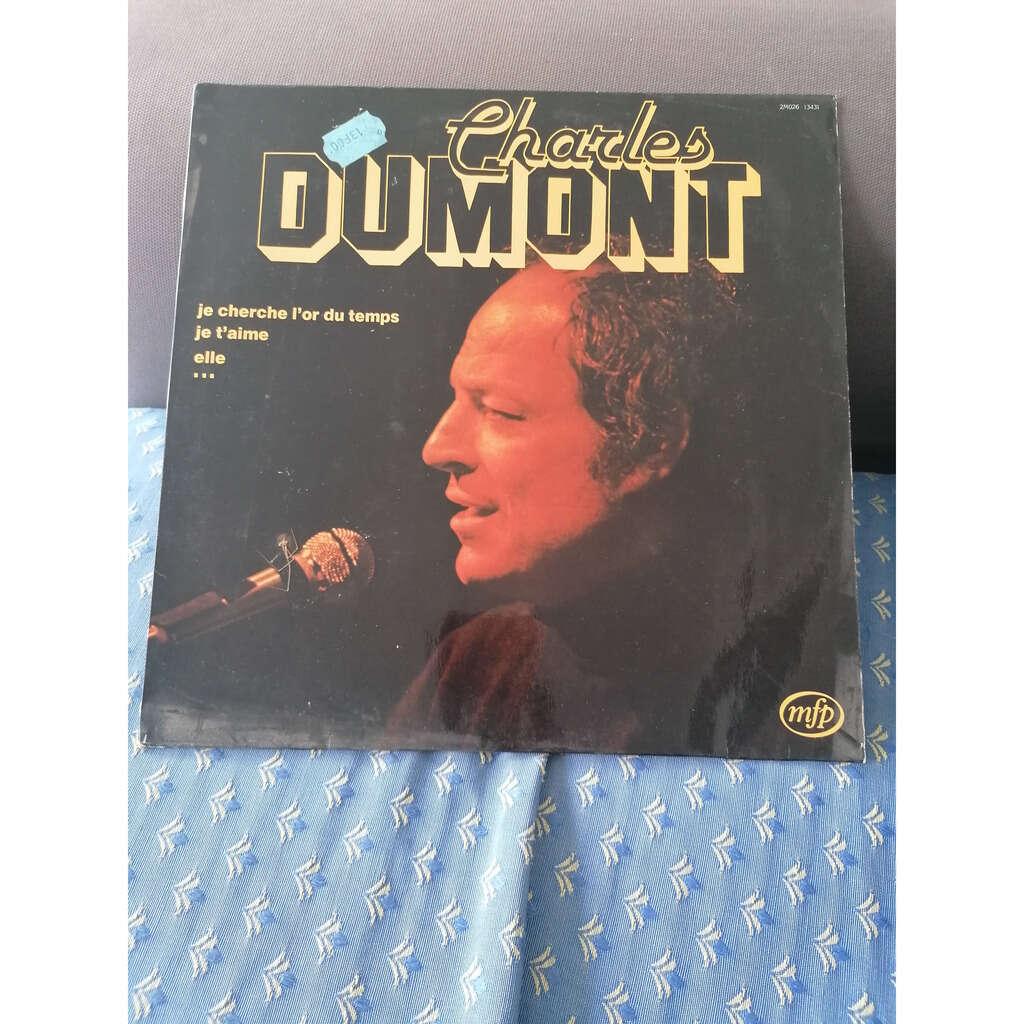 charles dumont Charles Dumont