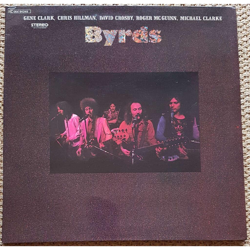 BYRDS byrds