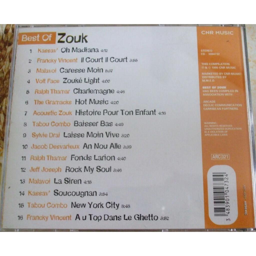 Collectif ZOUK Best Of