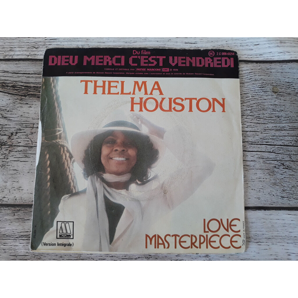 Thelma Houston - Love Masterpiece (7, Single) Thelma Houston - Love Masterpiece (7, Single)