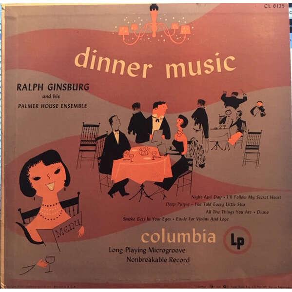 Ginsburg Ralph Dinner music