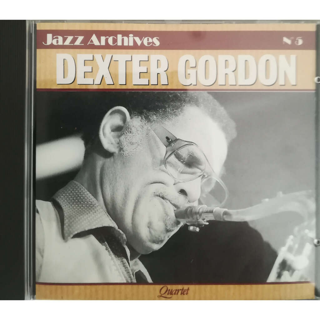 dexter gordon Jazz archives N° 5
