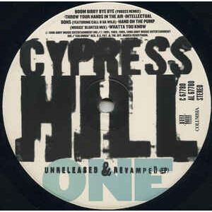 Cypress Hill Unreleased & Revamped E.P.