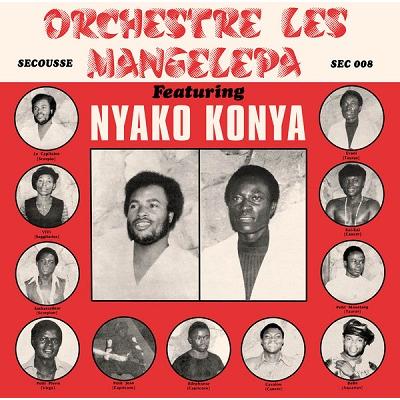 Les Mangelepa, orchestre Nyako Konya
