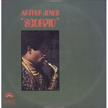 Arthur Jones Scorpio