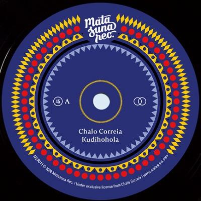 Chalo Correia Kudihohola / Chercher Crioula