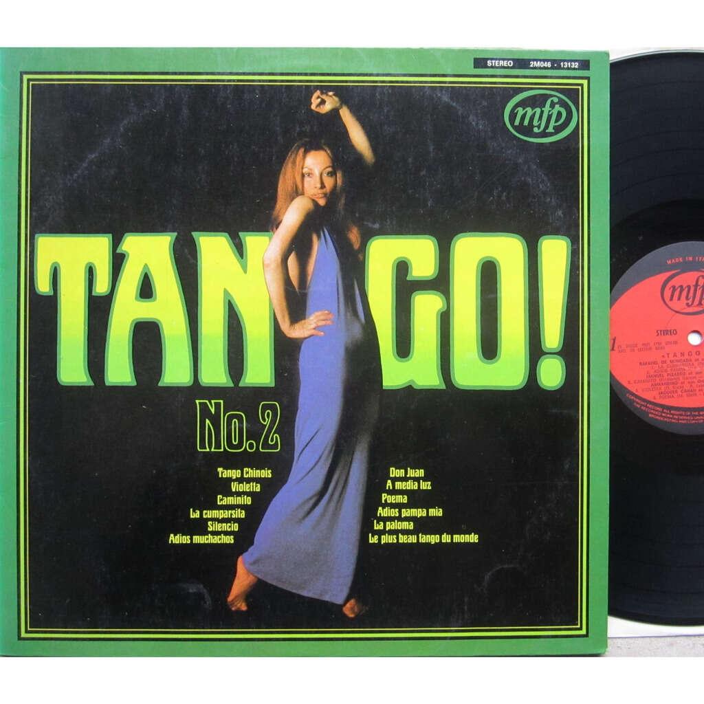 divers artistes - various artist tango n° 2