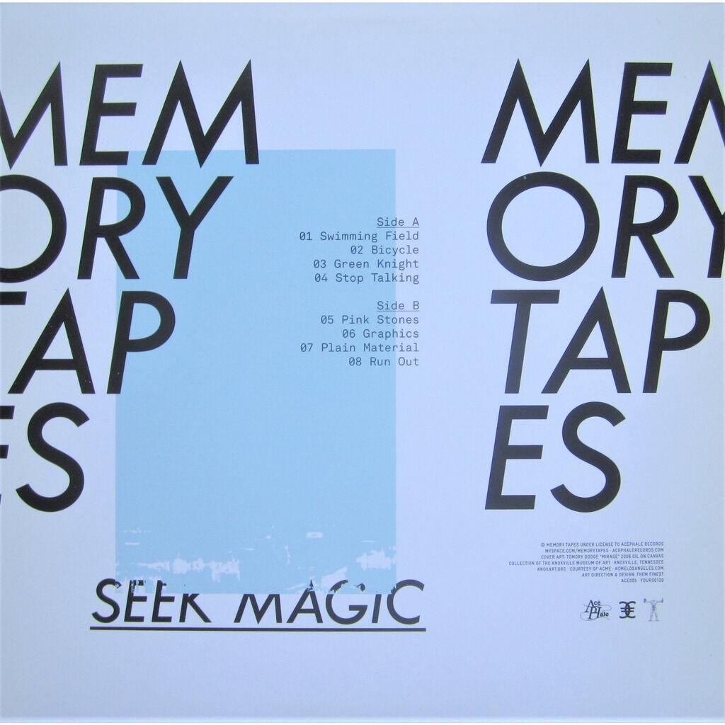 memory tapes seek magic